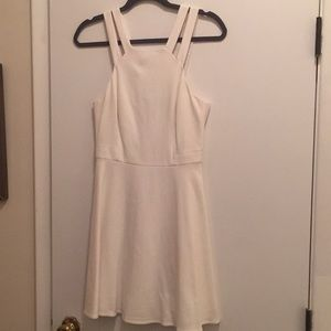 French Connection high neck two-strap dress size 4
